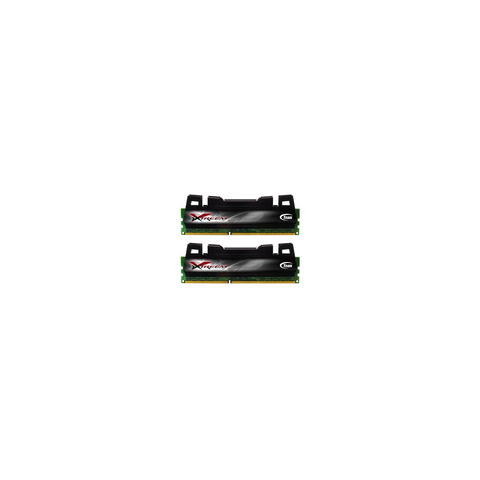Модуль памяти для компьютера DDR3 8GB (2x4GB) 1866 MHz Team (TXD38G1866HC9KDC01)
