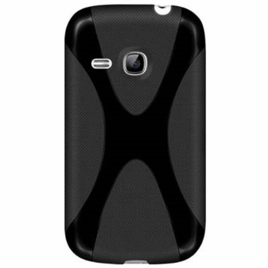 Чехол для моб. телефона Drobak для Samsung S6312 Galaxy Young /Elastic PU (218949)