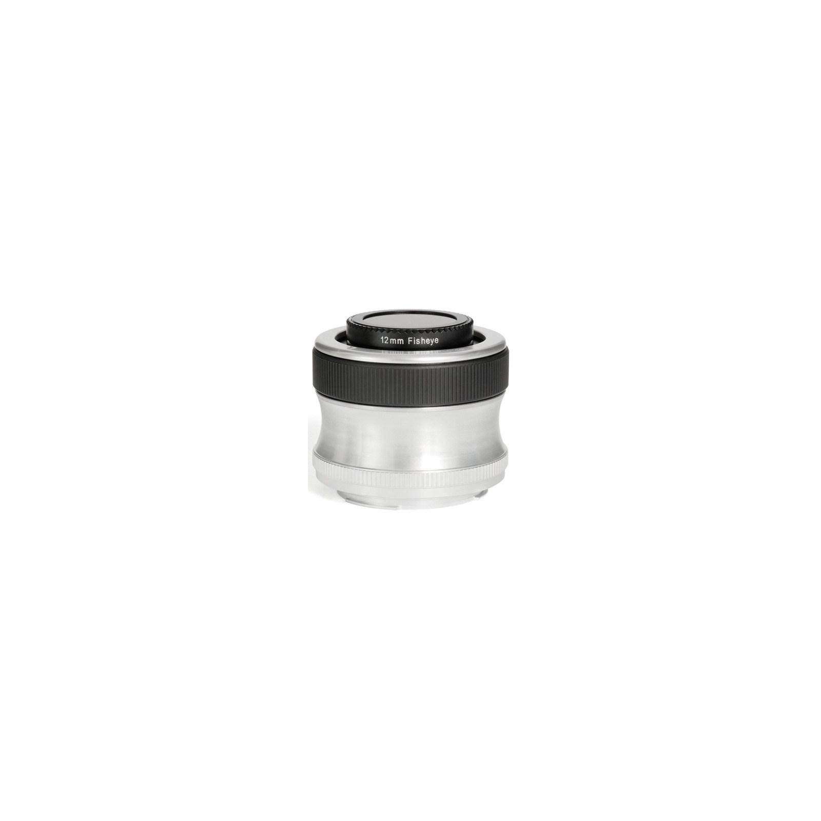 Объектив Lensbaby Scout 12mm F4.0 for Nikon F (LBSFEN)
