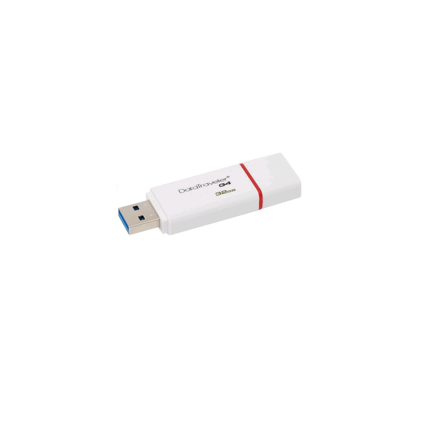 USB флеш накопитель Kingston 32Gb DataTraveler Generation 4 (DTIG4/32GB)