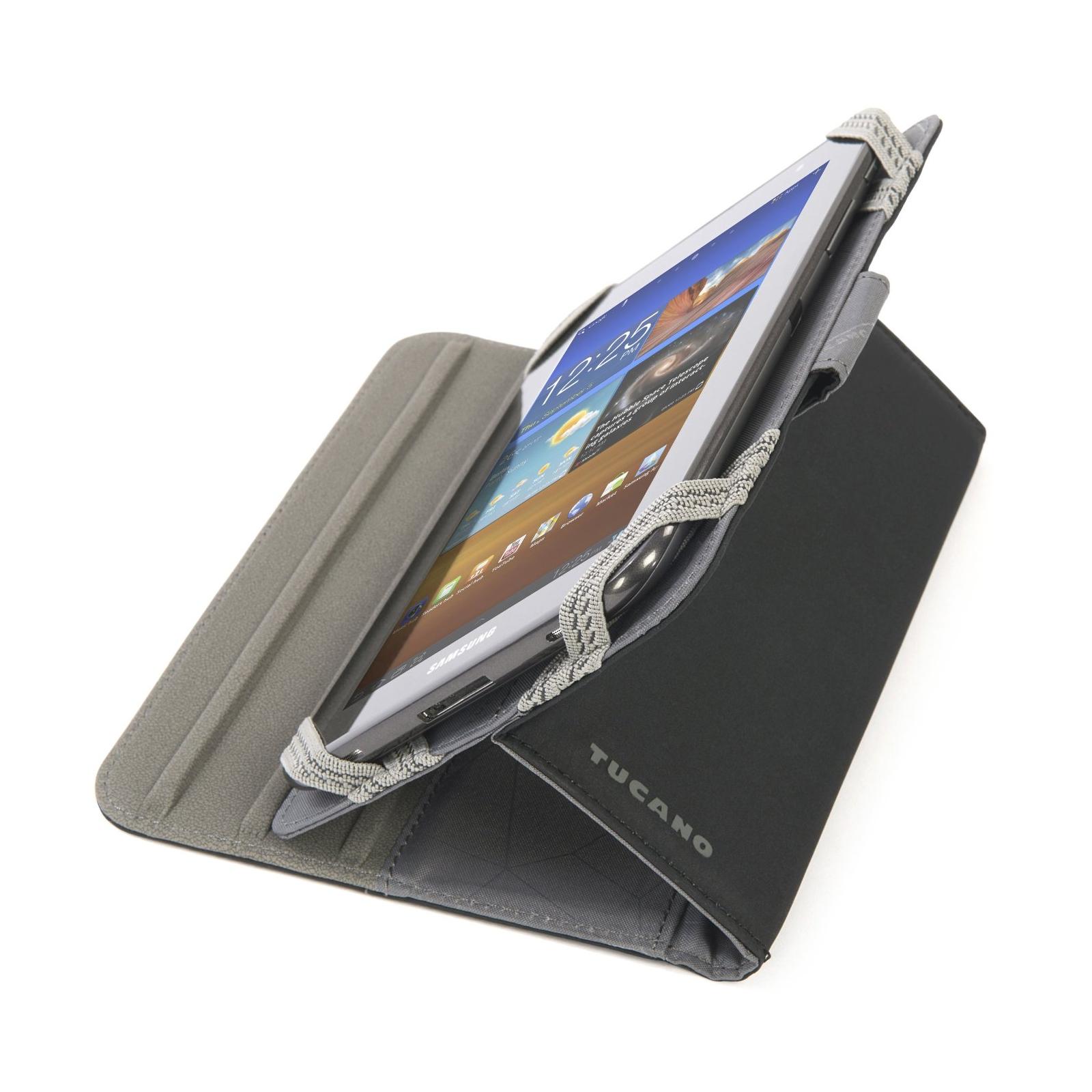 "Чехол для планшета Tucano 7"" Facile Stand Black (TAB-FA7) изображение 5"