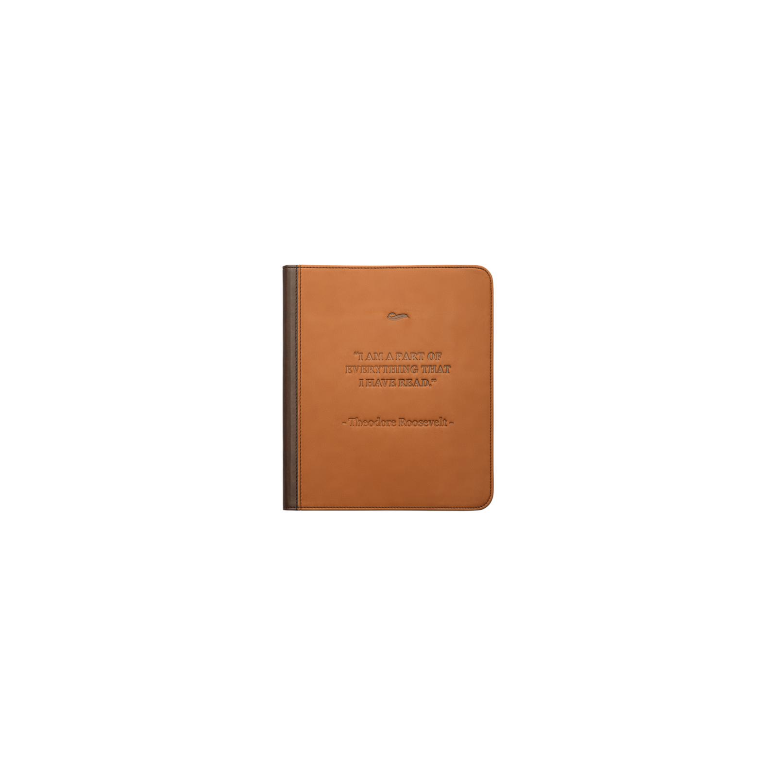 Чехол для электронной книги PocketBook PB801 brown/grey (PBPUC-8-BR-BK)