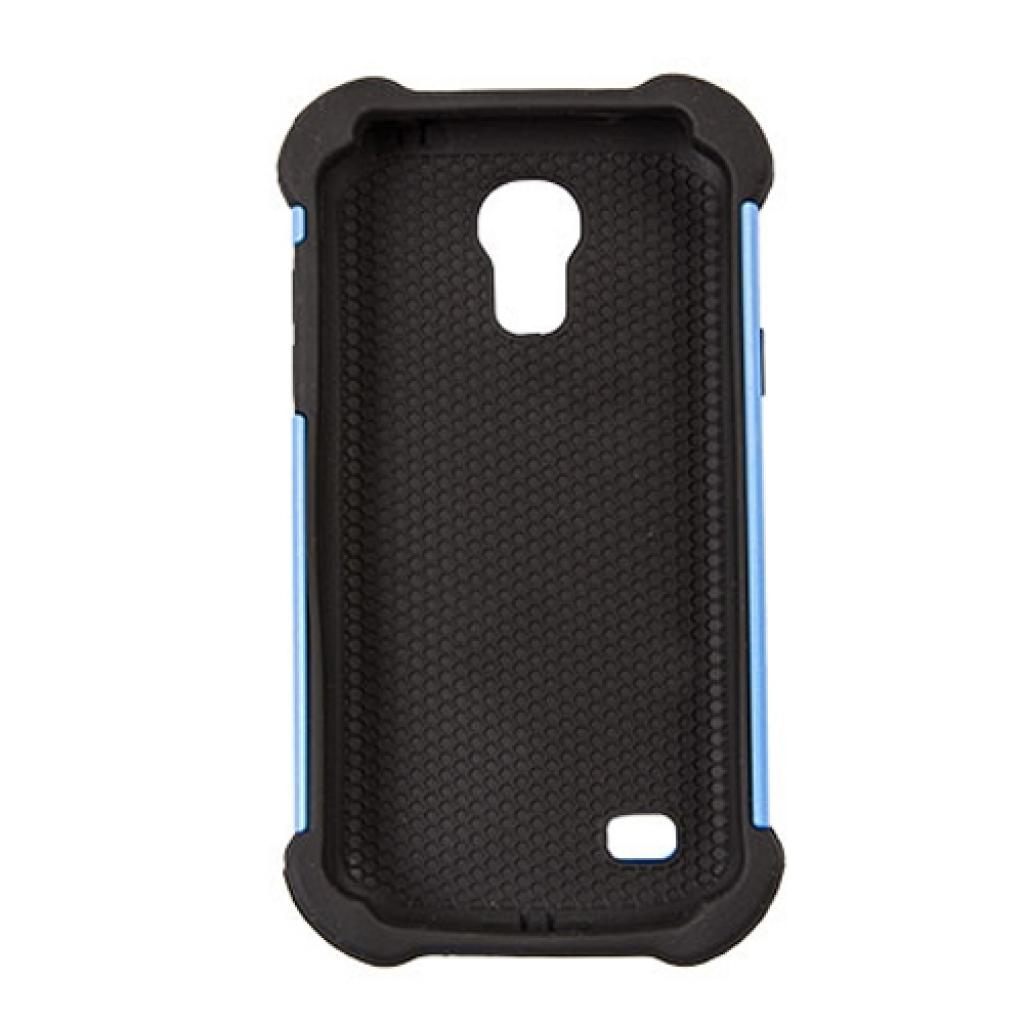 Чехол для моб. телефона Drobak для Samsung I9192 Galaxy S4 mini/Anti-Shock/Blue (216059) изображение 3