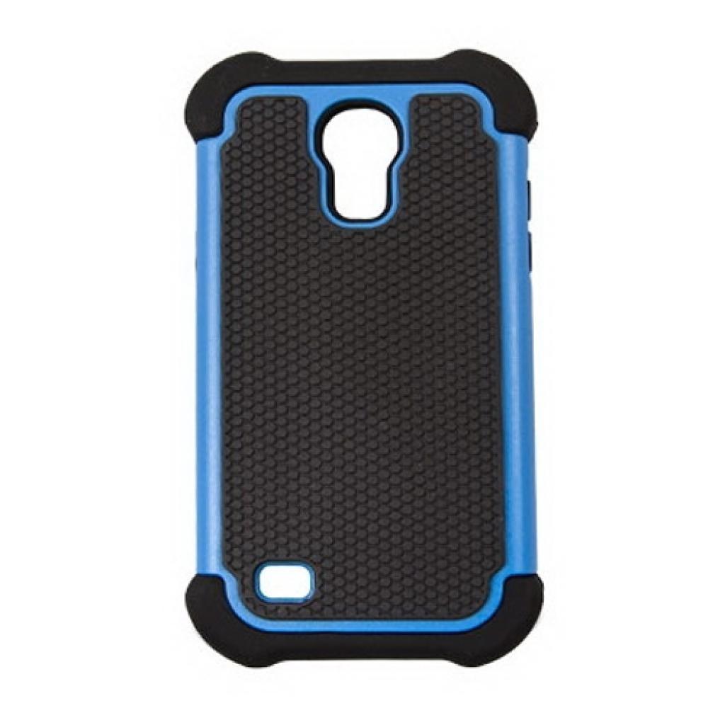 Чехол для моб. телефона Drobak для Samsung I9192 Galaxy S4 mini/Anti-Shock/Blue (216059)