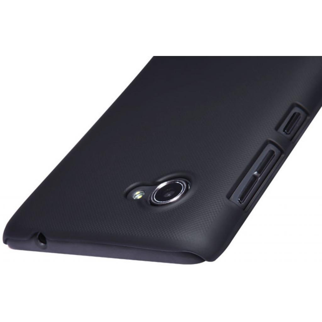 Чехол для моб. телефона NILLKIN для Lenovo A880 /Super Frosted Shield/Black (6129124) изображение 4
