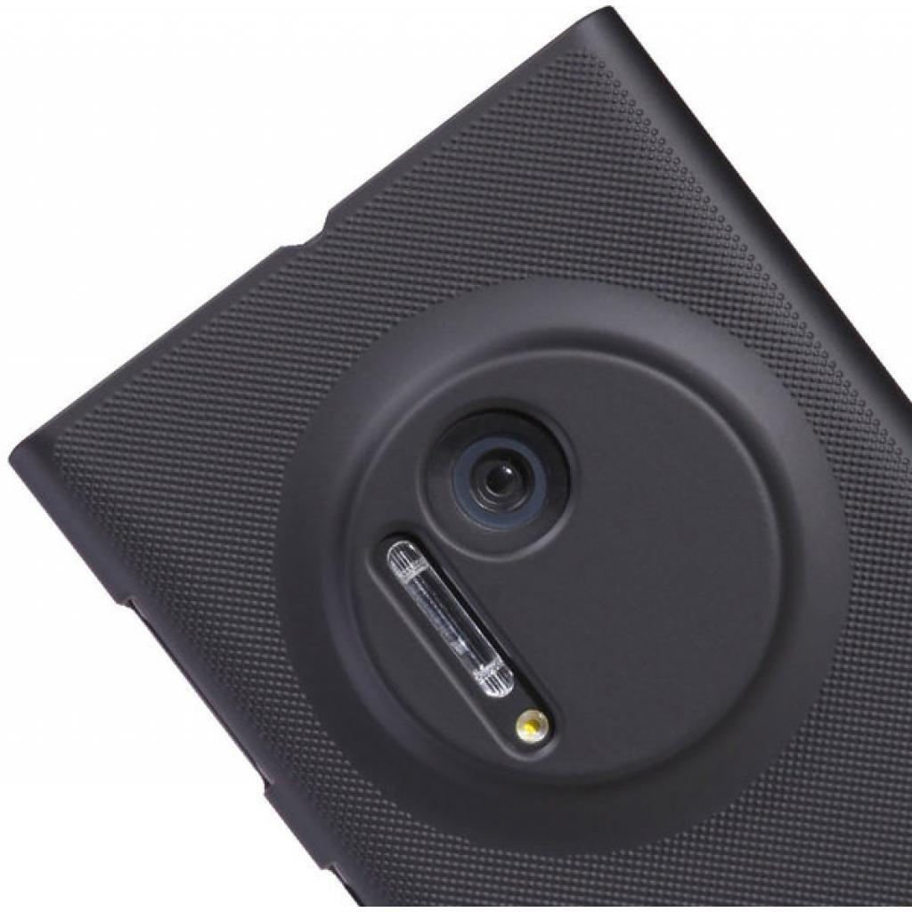 Чехол для моб. телефона NILLKIN для Nokia 1020 /Super Frosted Shield/Black (6088754) изображение 4
