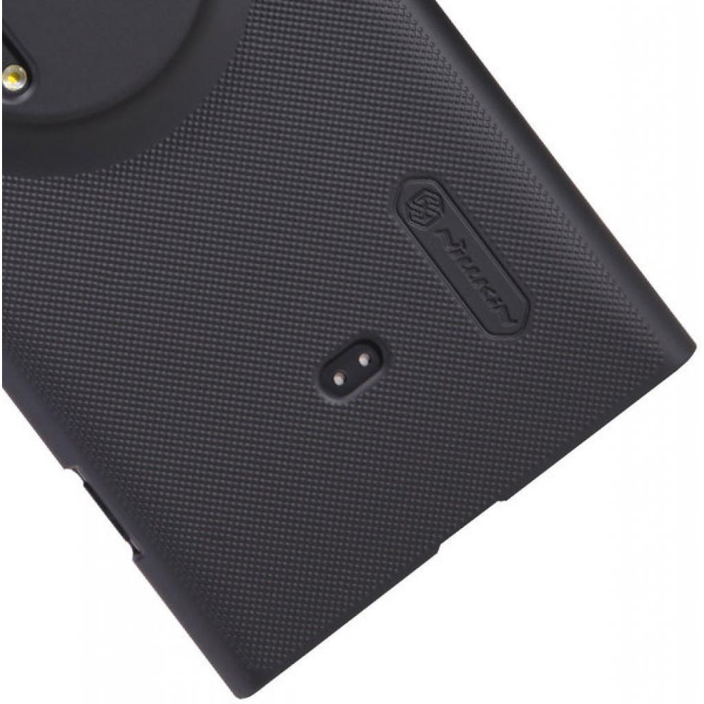 Чехол для моб. телефона NILLKIN для Nokia 1020 /Super Frosted Shield/Black (6088754) изображение 5