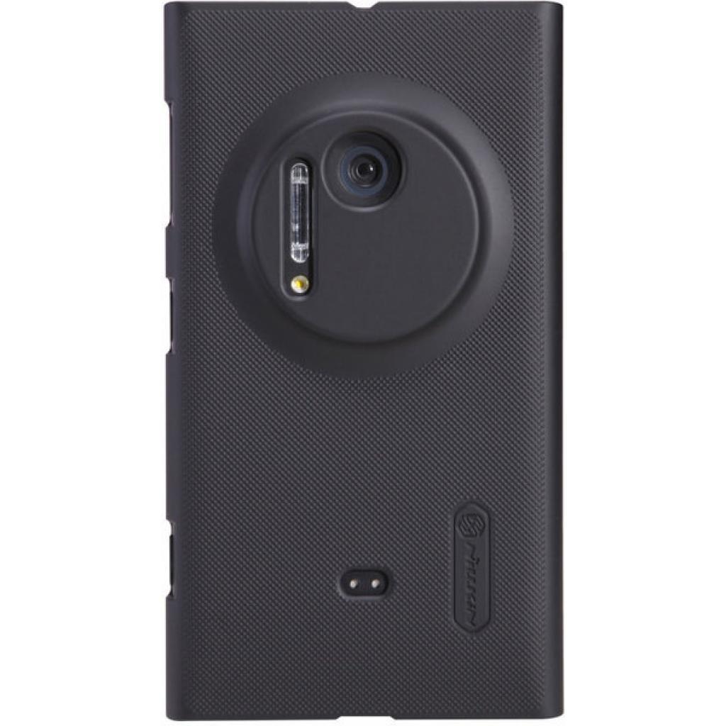 Чехол для моб. телефона NILLKIN для Nokia 1020 /Super Frosted Shield/Black (6088754)
