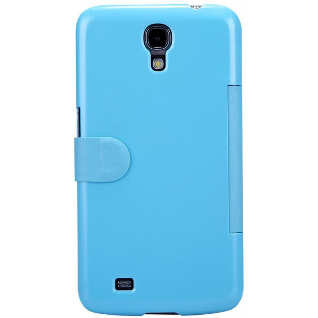 Чехол для моб. телефона NILLKIN для Samsung I9200 /Fresh/ Leather/Blue (6065847) изображение 5