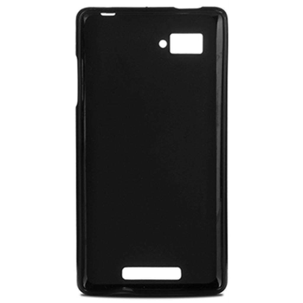 Чехол для моб. телефона для Lenovo K910 (Black ) Elastic PU Drobak (211452) изображение 2