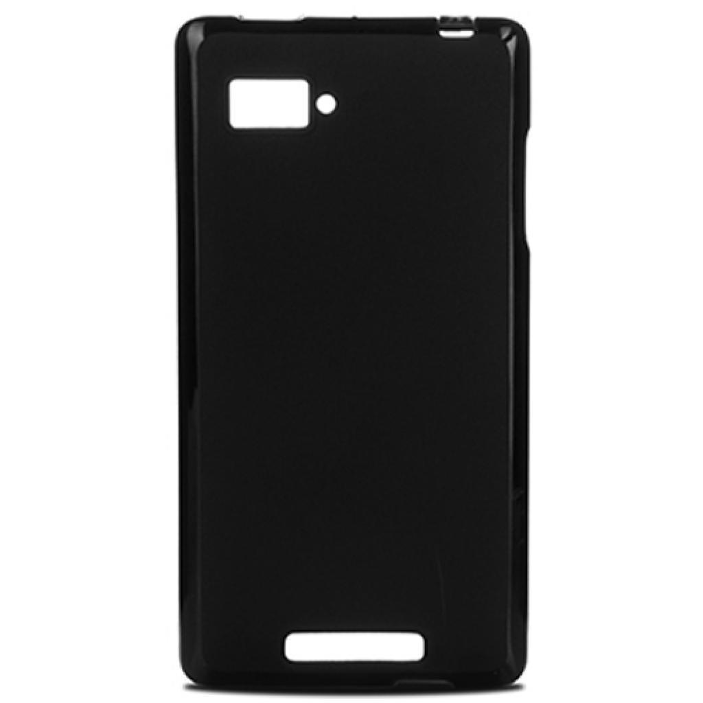 Чехол для моб. телефона для Lenovo K910 (Black ) Elastic PU Drobak (211452)