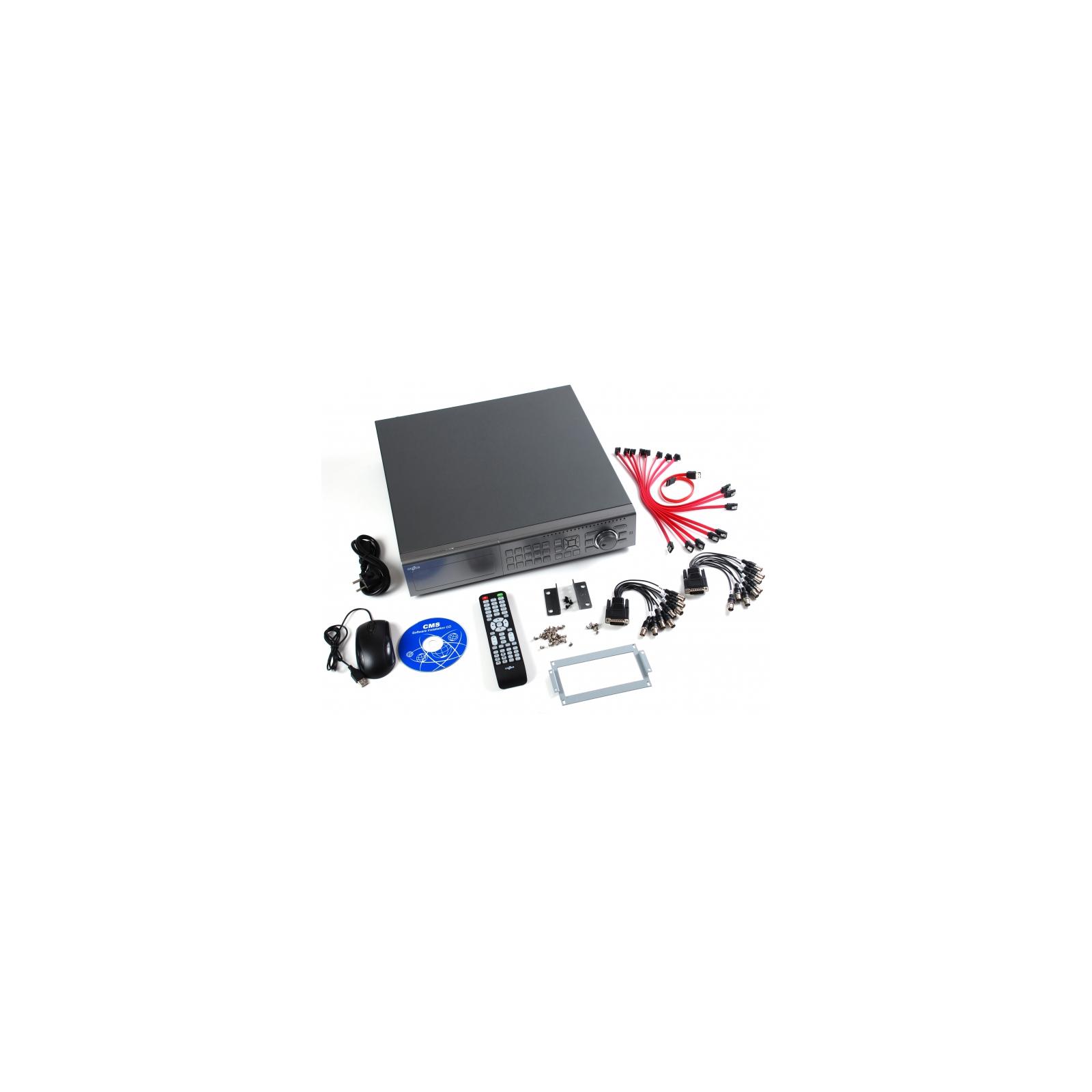 Регистратор для видеонаблюдения Gazer NS2232r изображение 10