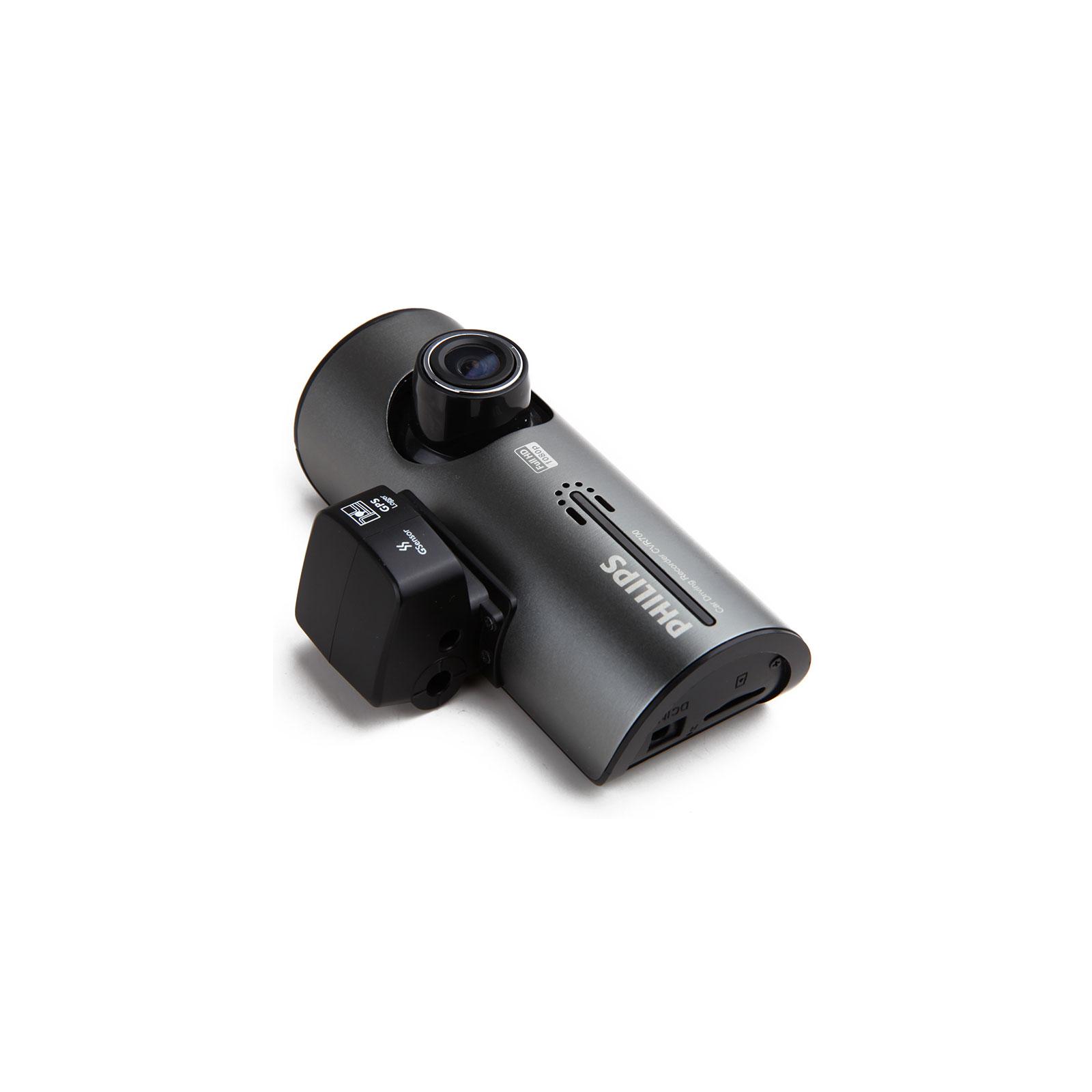 Видеорегистратор PHILIPS CVR700 GPS изображение 3