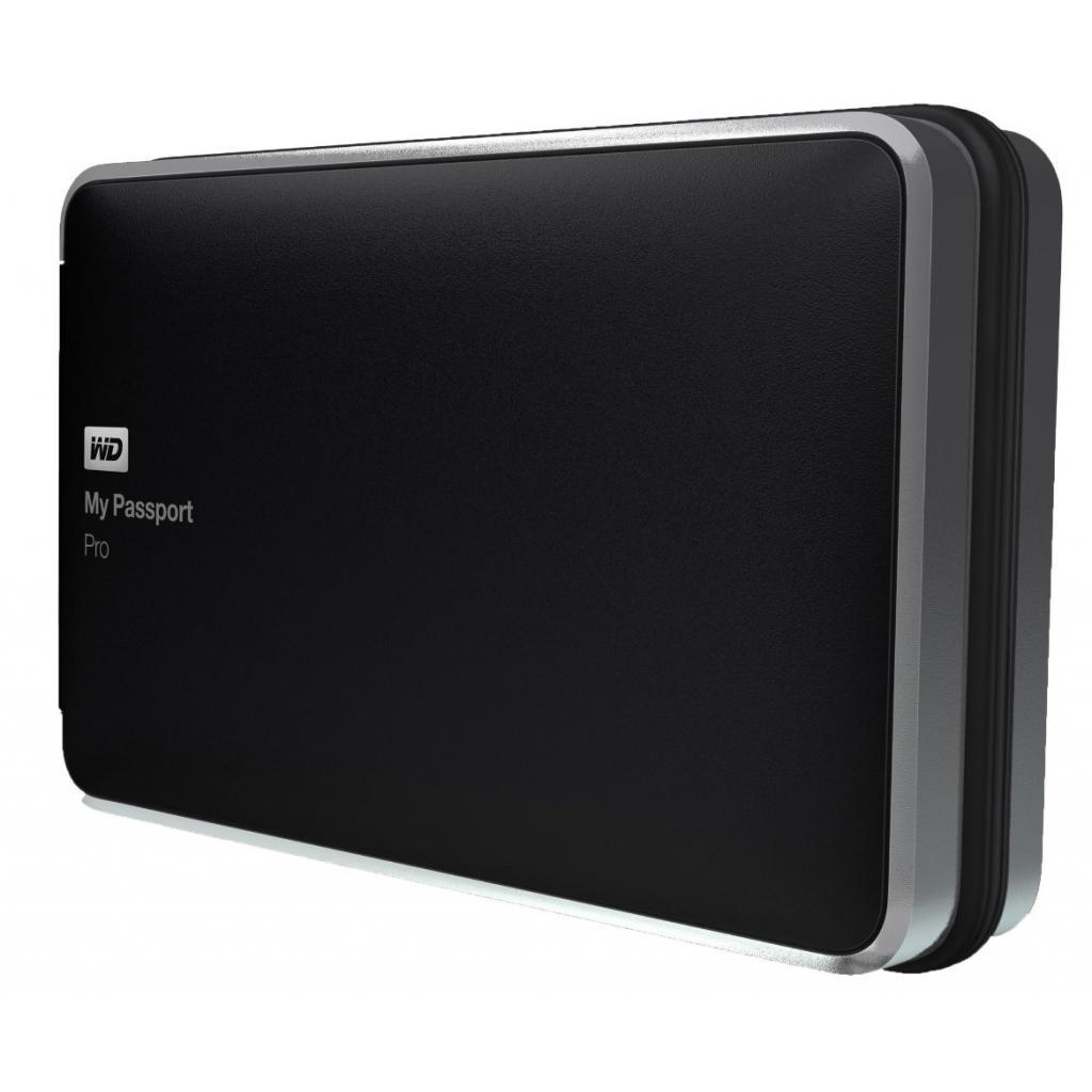 """Внешний жесткий диск 2.5"""" 2TB Western Digital (WDBRMP0020DBK-EESN) изображение 3"""