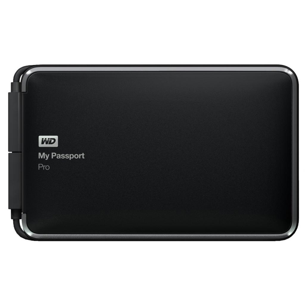 "Внешний жесткий диск 2.5"" 2TB Western Digital (WDBRMP0020DBK-EESN)"