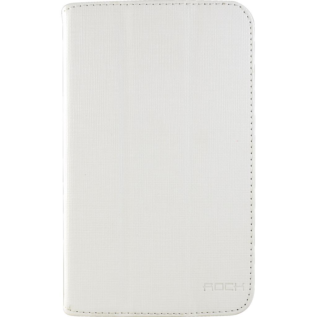 "Чехол для планшета Rock Samsung Galaxy Tab3 7"" flexible series white (T2100-32013)"