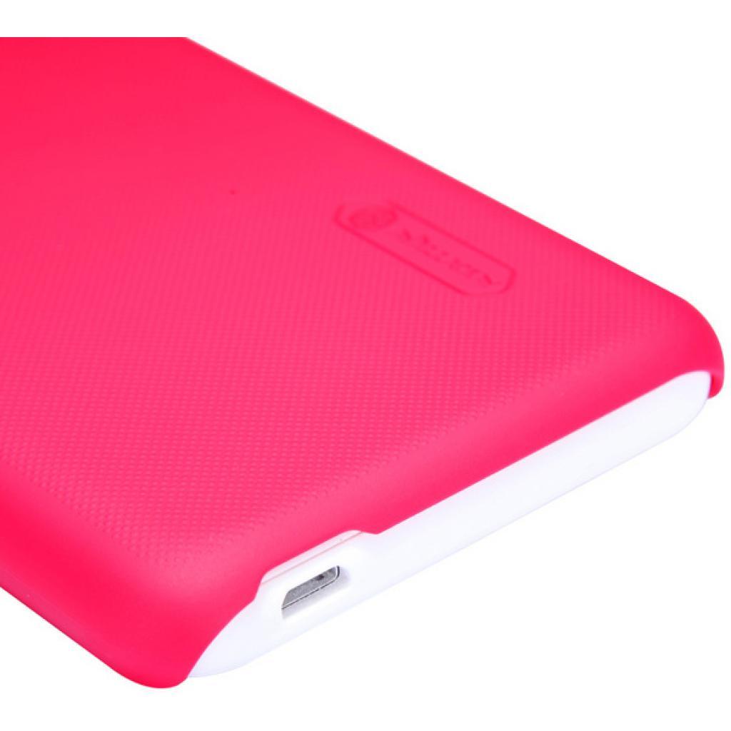 Чехол для моб. телефона NILLKIN для HTC Desire 0 /Super Frosted Shield/Red (6154746) изображение 4