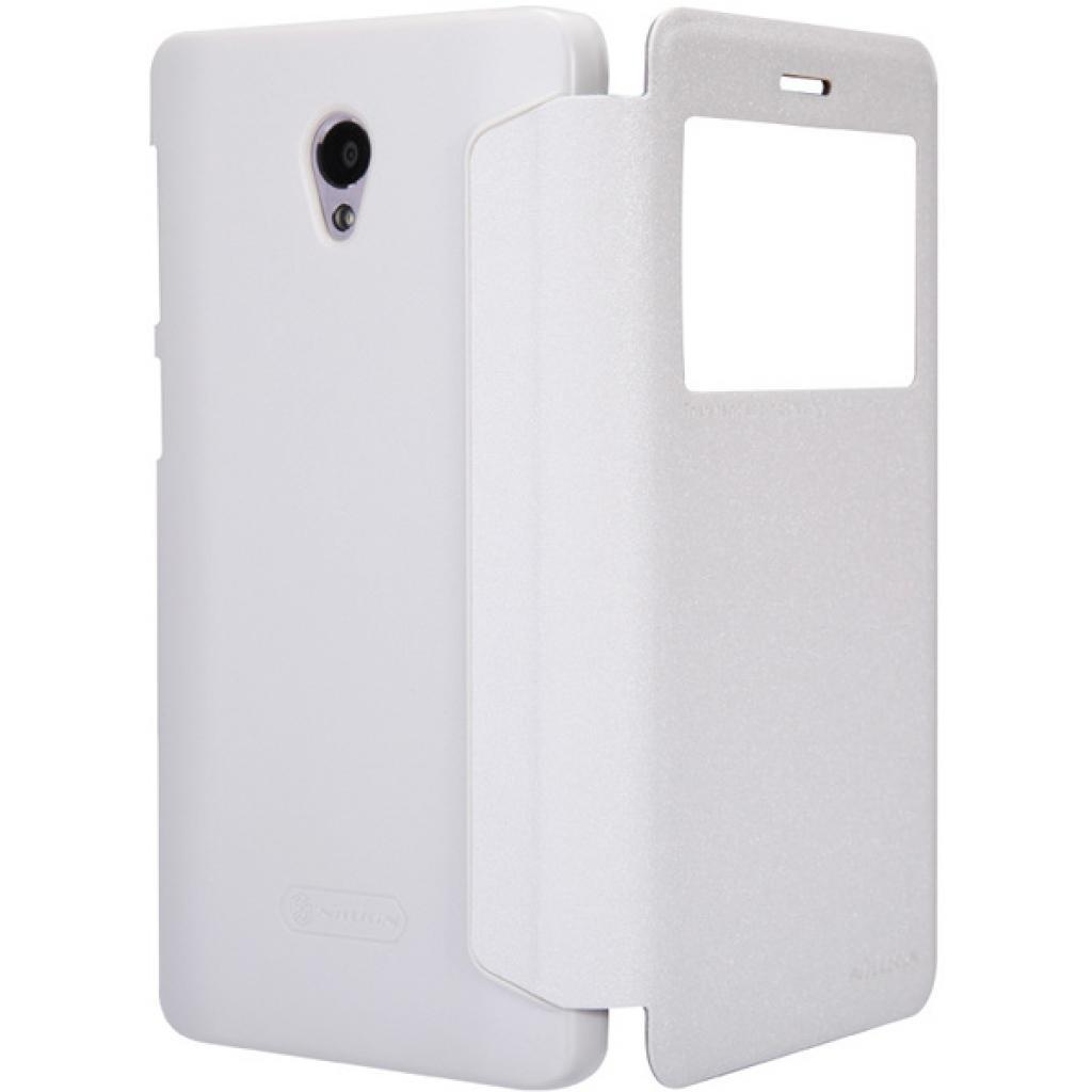 Чехол для моб. телефона NILLKIN для Lenovo S860 /Spark/ Leather/White (6154925) изображение 4