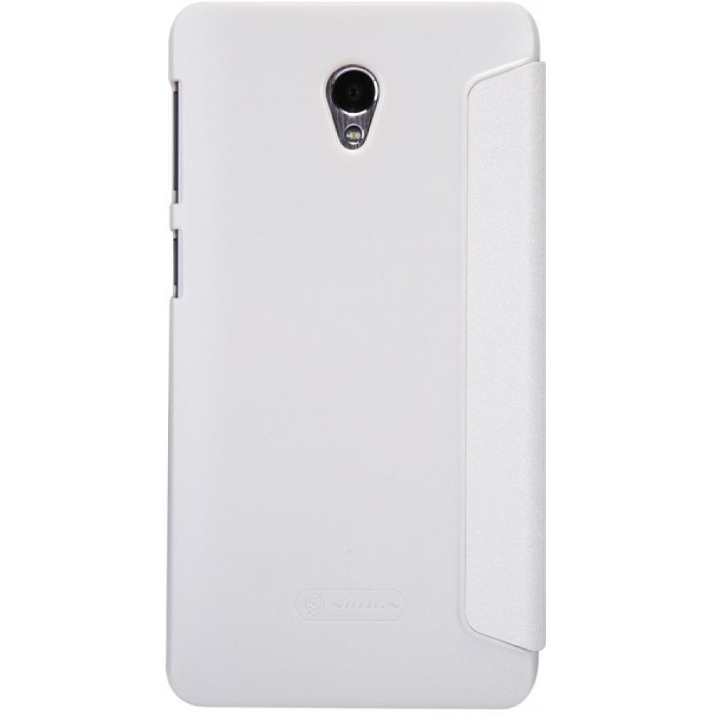 Чехол для моб. телефона NILLKIN для Lenovo S860 /Spark/ Leather/White (6154925) изображение 5