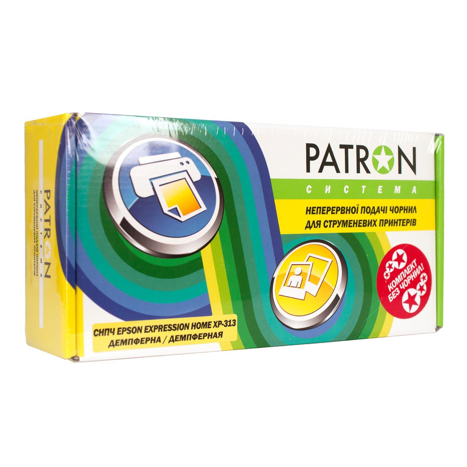 СНПЧ PATRON Epson XP-313/413/203/207/303/306/403/406 (CISS-PNED-EPS-XP-313)