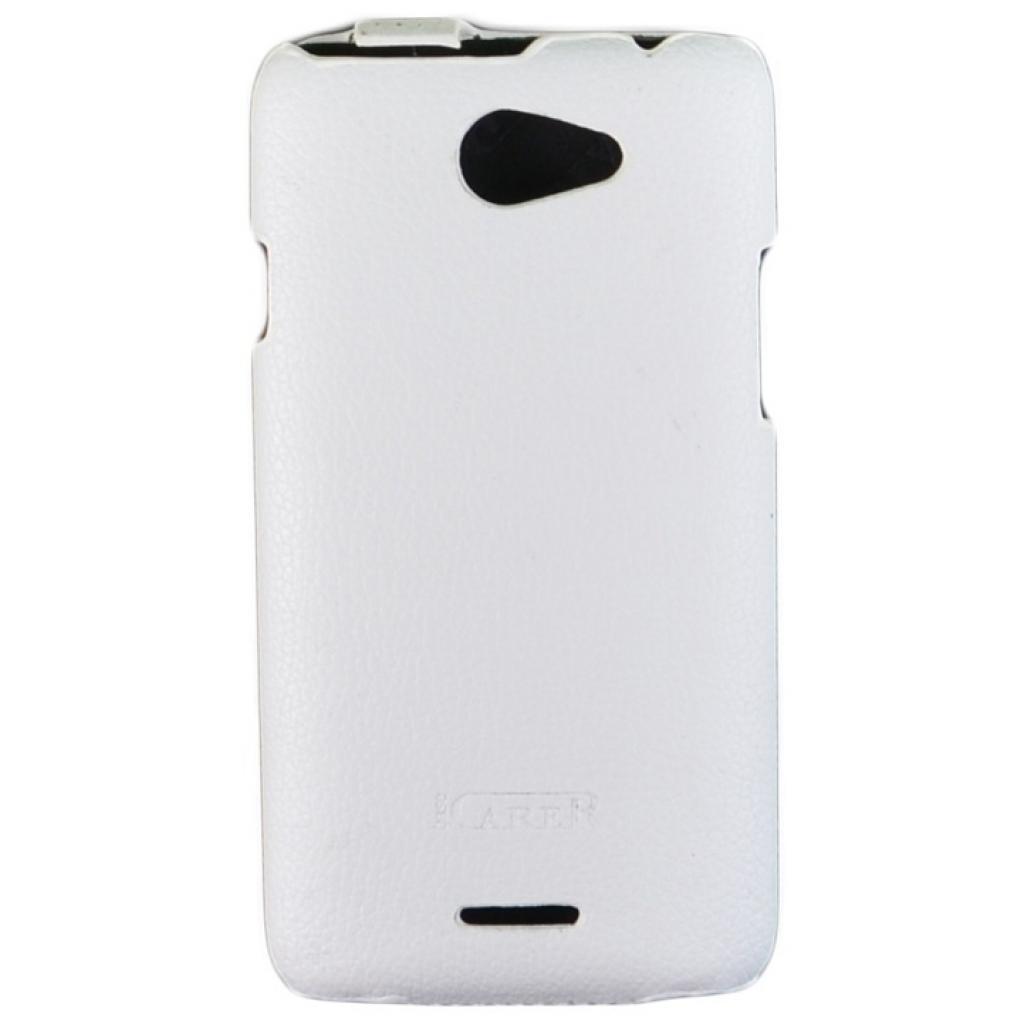 Чехол для моб. телефона Carer Base HTC Desire 516 white (Carer Base Desire 516 w) изображение 2