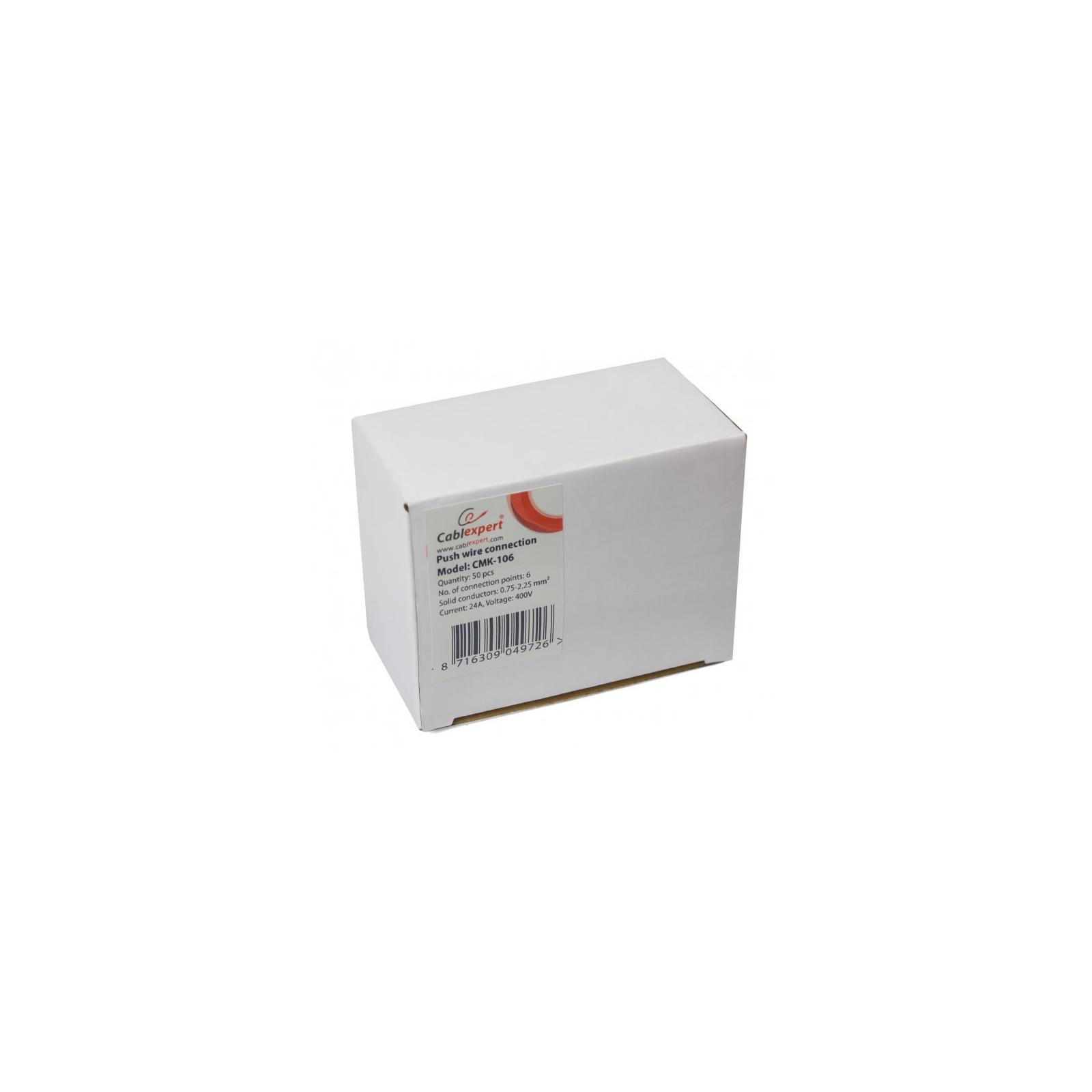 Средства монтажа Коннектор CMK-106 Cablexpert (CMK-106) изображение 2