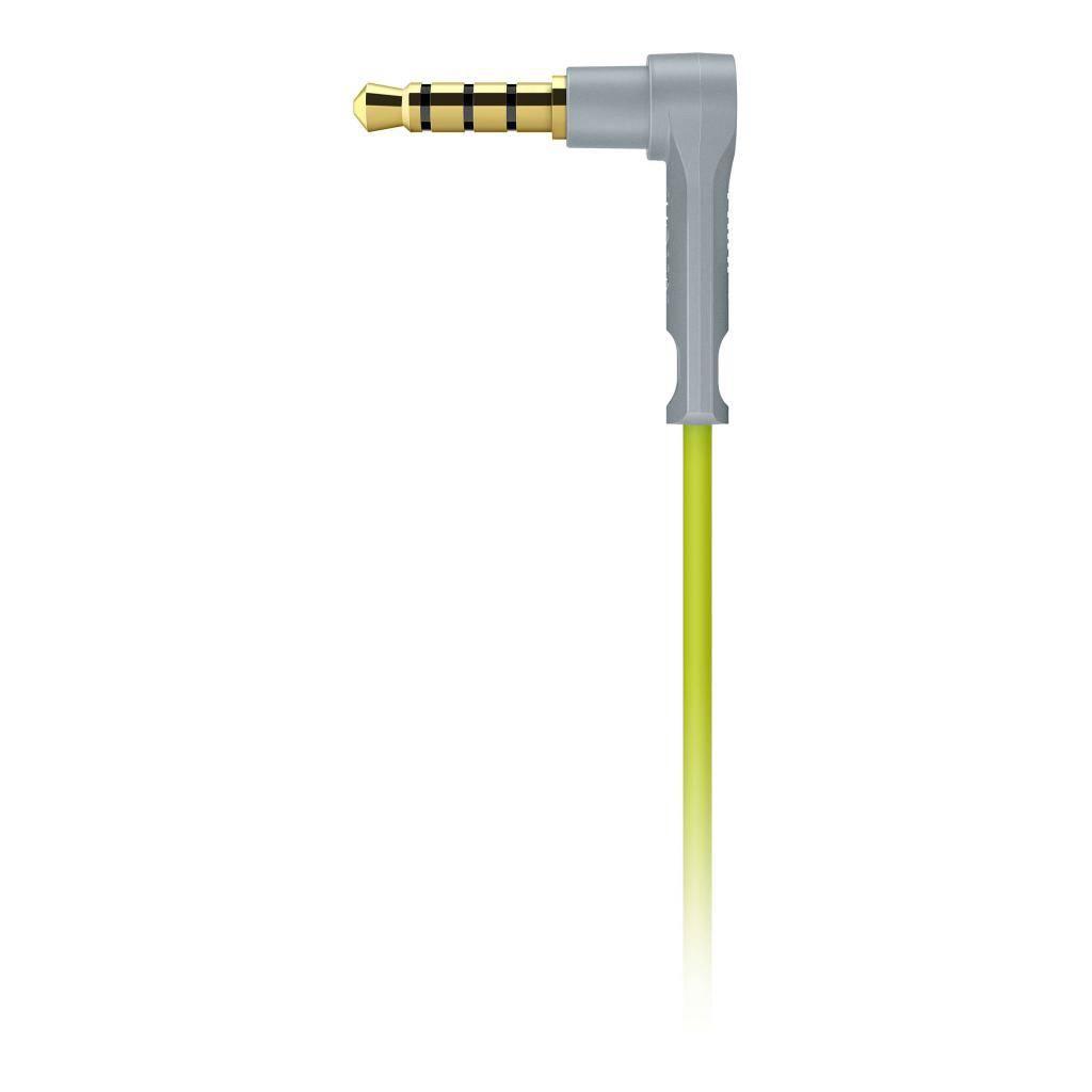 Наушники PHILIPS SHQ1300 ActionFit Green (SHQ1300LF/00) изображение 5