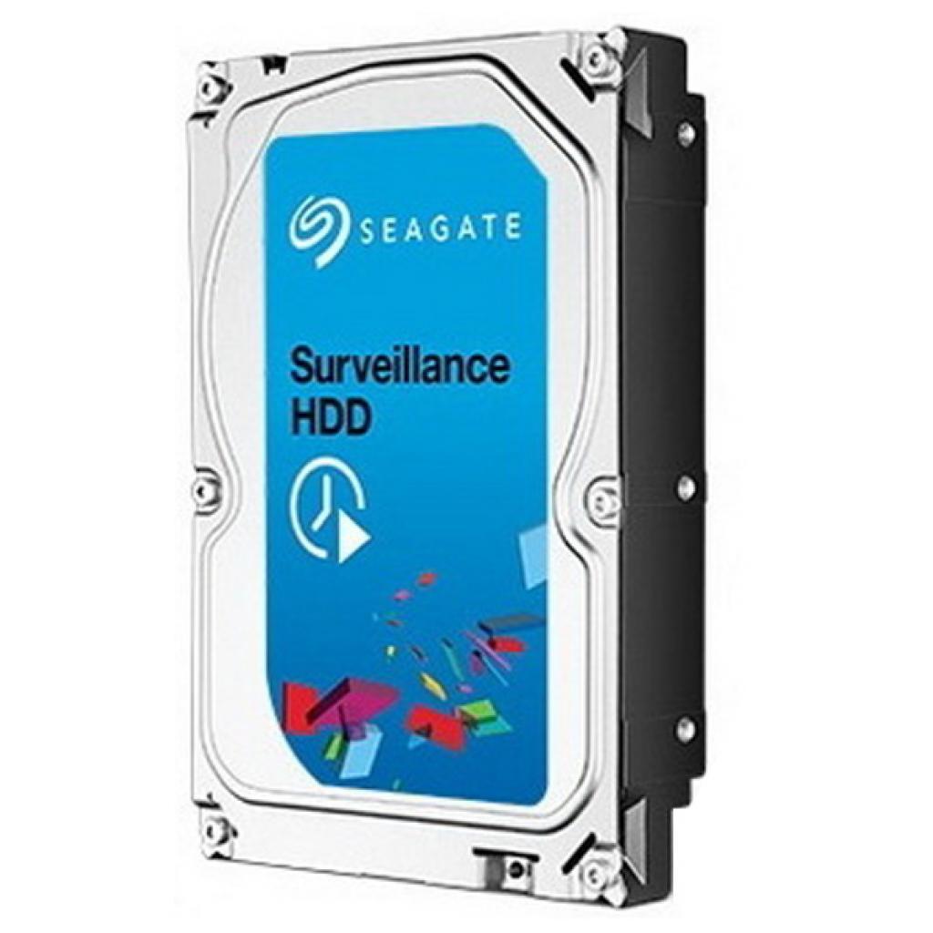 "Жесткий диск 3.5"" 8TB Seagate (ST8000VX0002) изображение 2"