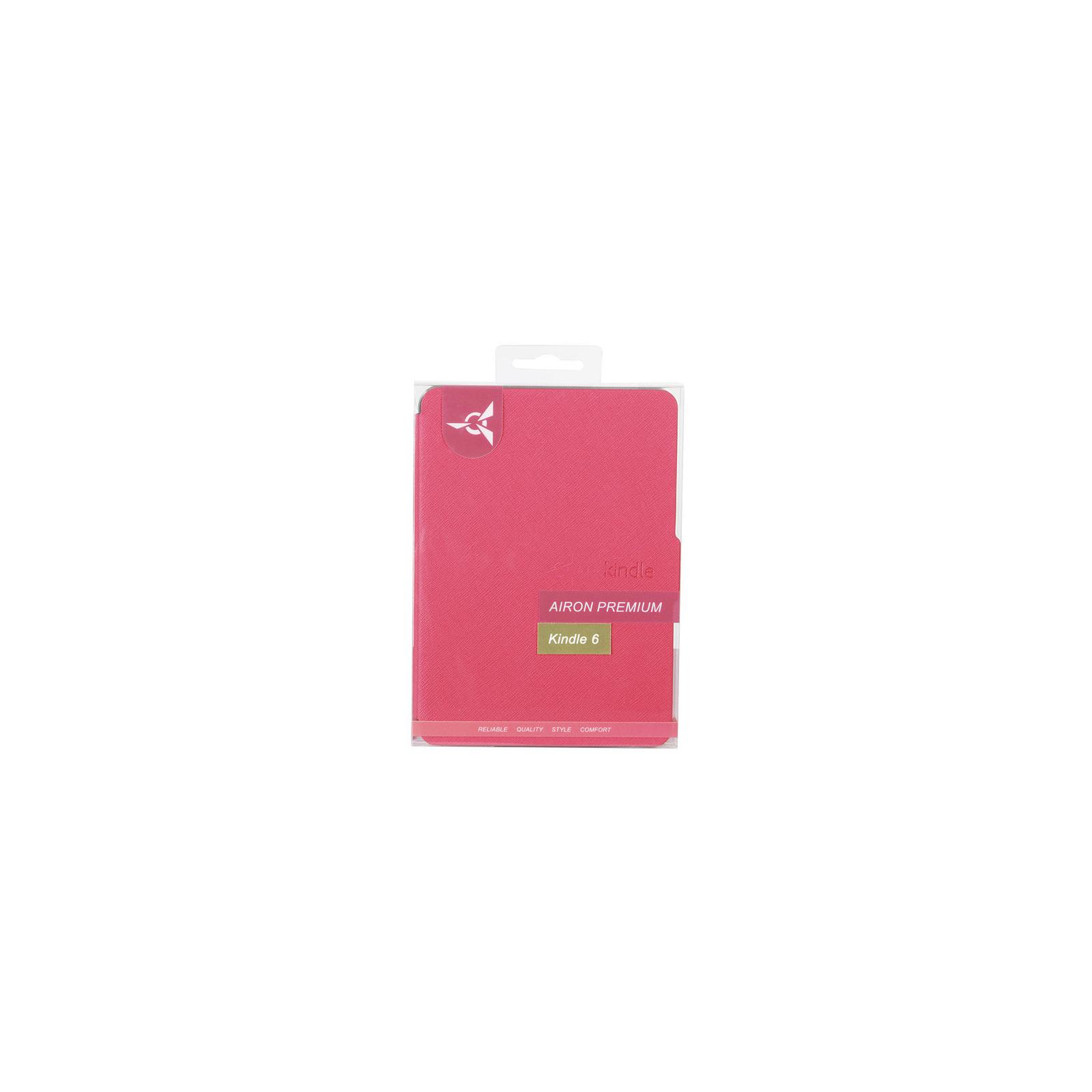 Чехол для электронной книги AirOn для Amazon Kindle 6 red (4822356754499) изображение 6