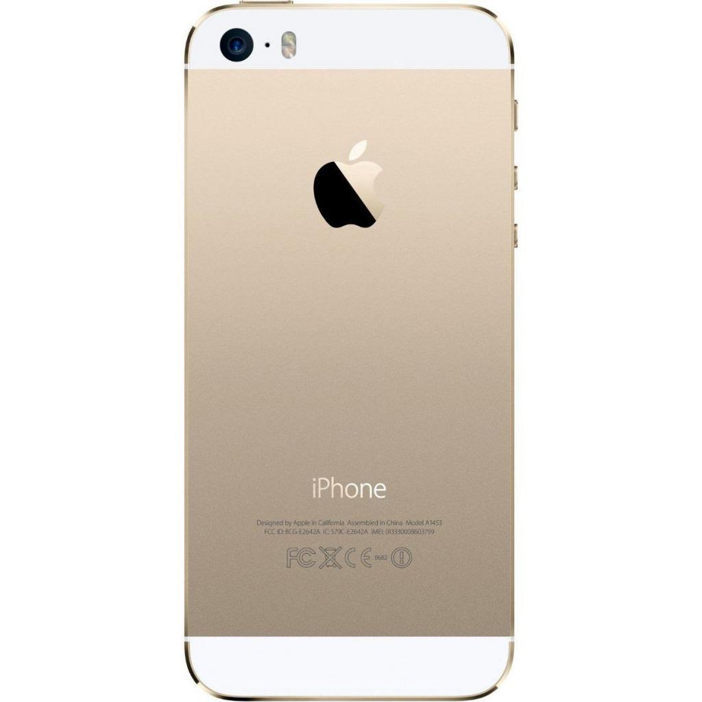 Мобильный телефон Apple iPhone SE 64Gb Gold (MLXP2RK/A/MLXP2UA/A) изображение 2