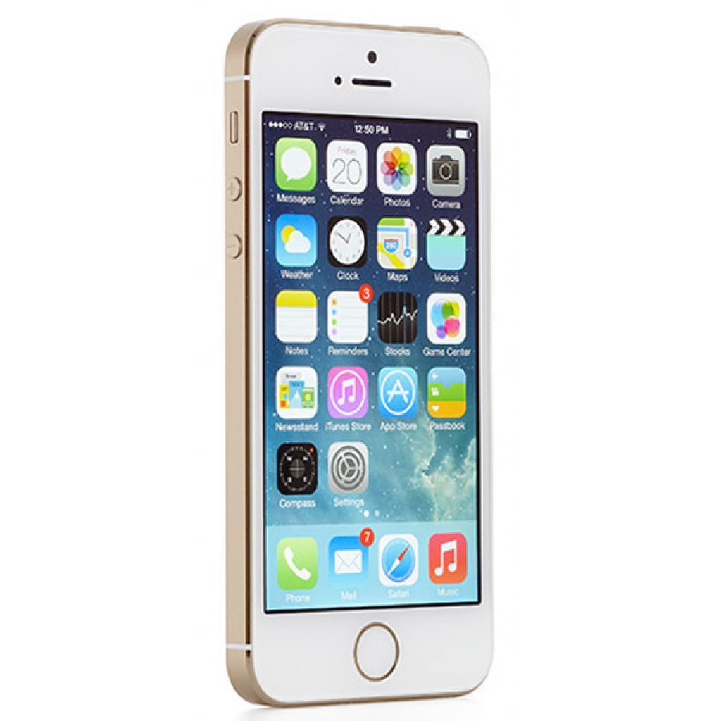 Мобильный телефон Apple iPhone SE 64Gb Gold (MLXP2RK/A/MLXP2UA/A) изображение 5