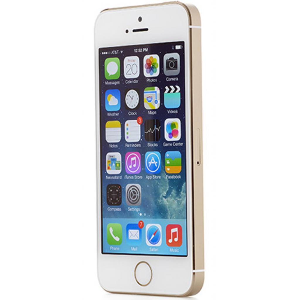 Мобильный телефон Apple iPhone SE 64Gb Gold (MLXP2RK/A/MLXP2UA/A) изображение 6