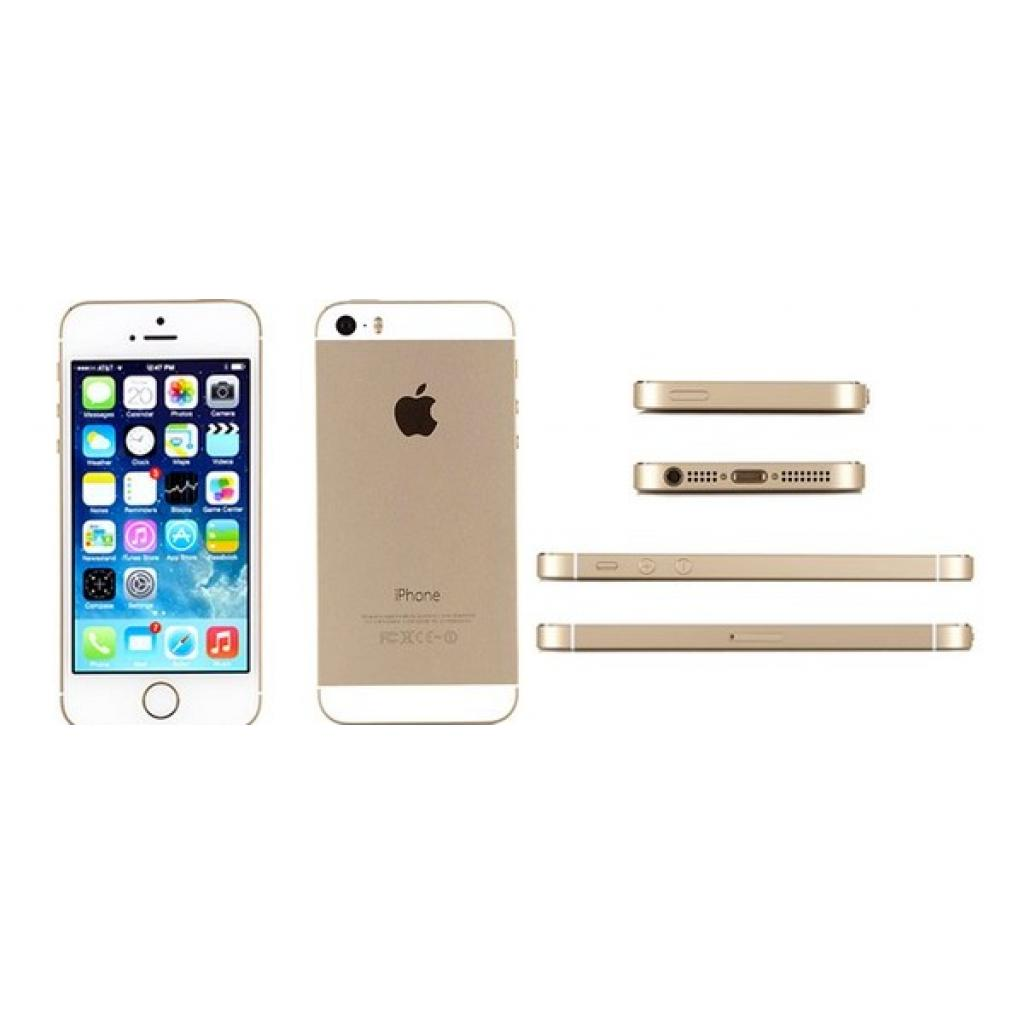 Мобильный телефон Apple iPhone SE 64Gb Gold (MLXP2RK/A/MLXP2UA/A) изображение 7