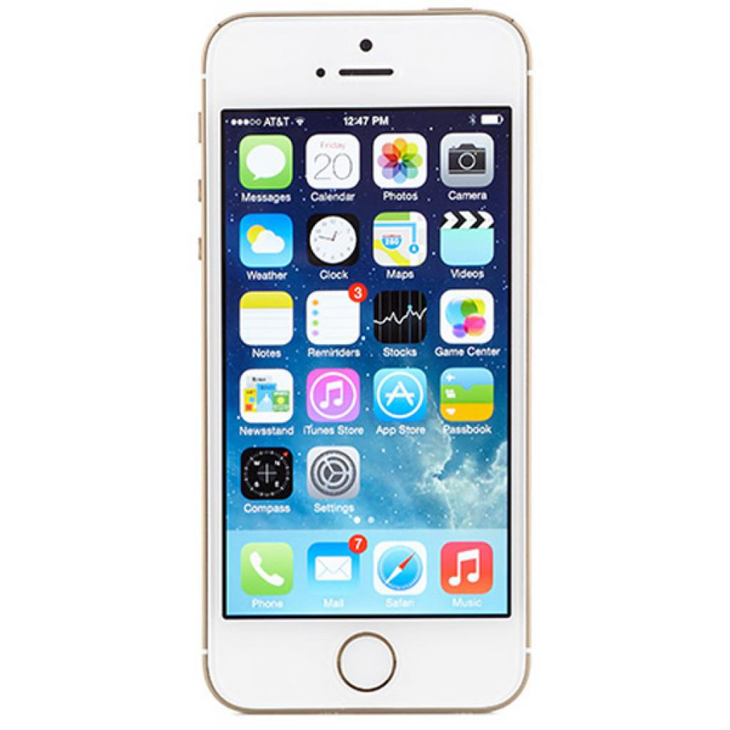 Мобильный телефон Apple iPhone SE 64Gb Gold (MLXP2RK/A/MLXP2UA/A)