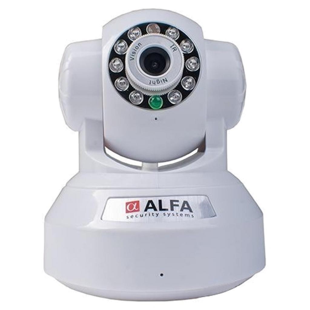 Камера видеонаблюдения ALFA Online Police 001 White