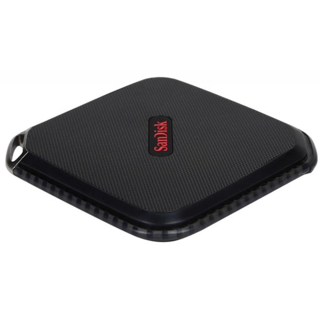 Накопитель SSD USB 3.0 120GB SANDISK (SDSSDEXT-120G-G25) изображение 4