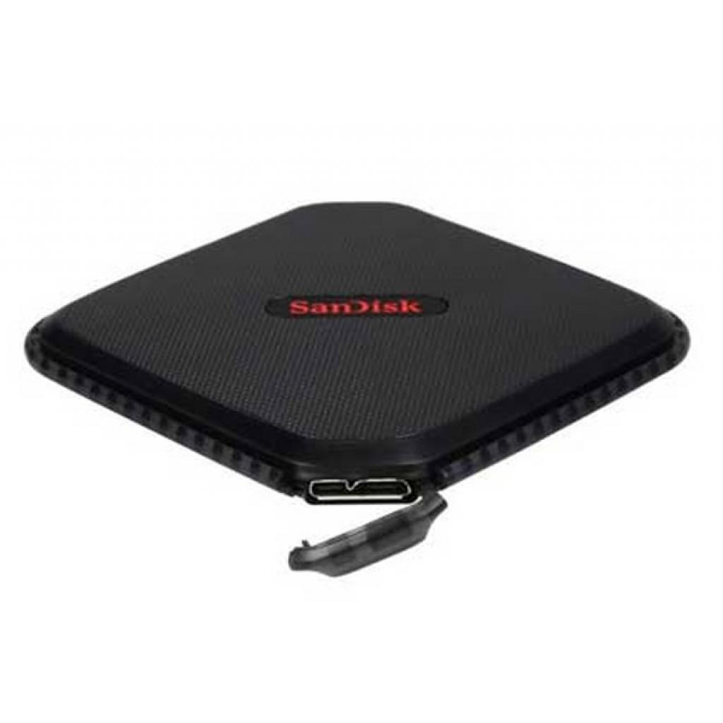 Накопитель SSD USB 3.0 120GB SANDISK (SDSSDEXT-120G-G25) изображение 5