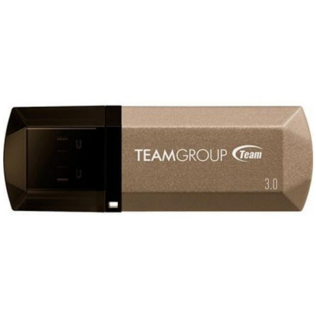 USB флеш накопитель Team 16GB C155 Golden USB 3.0 (TC155316GD01)