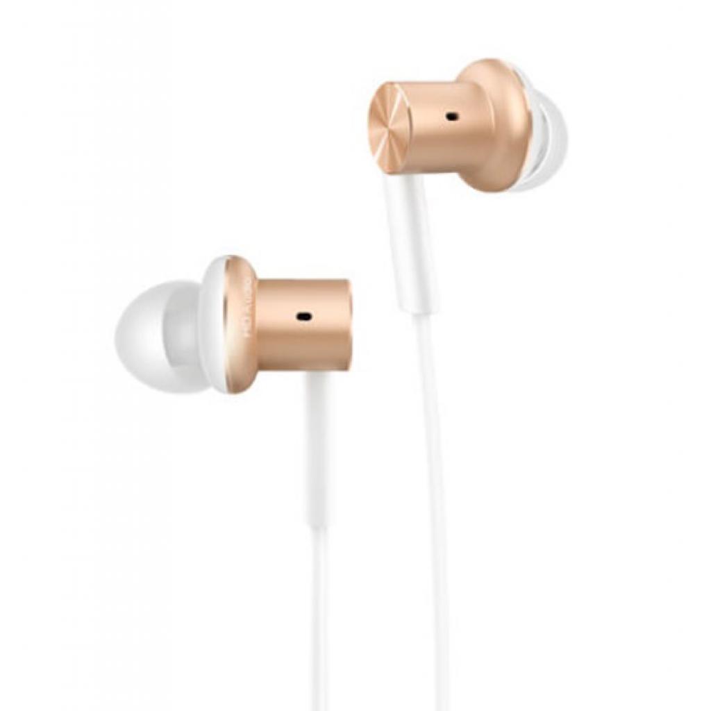 Навушники Xiaomi Mi In-Ear Hybrid Pro Gold (ZBW4325TY) ціни в Києві ... d5e760a004460