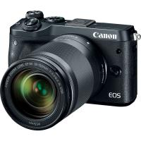 Цифровой фотоаппарат Canon EOS M6 18-150 IS STM Black (1724C044AA)