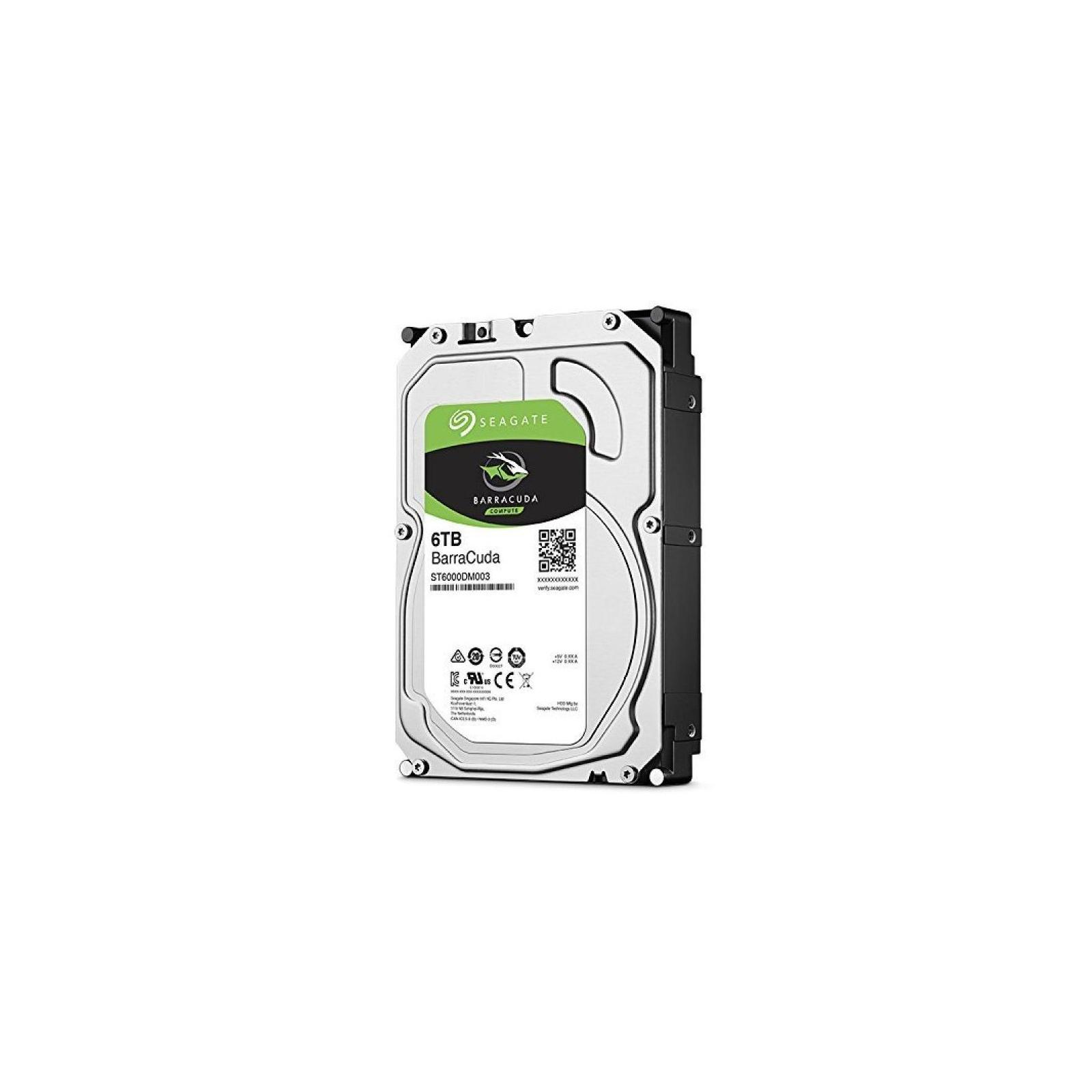 "Жесткий диск 3.5"" 2TB Seagate (ST2000DM001) изображение 3"