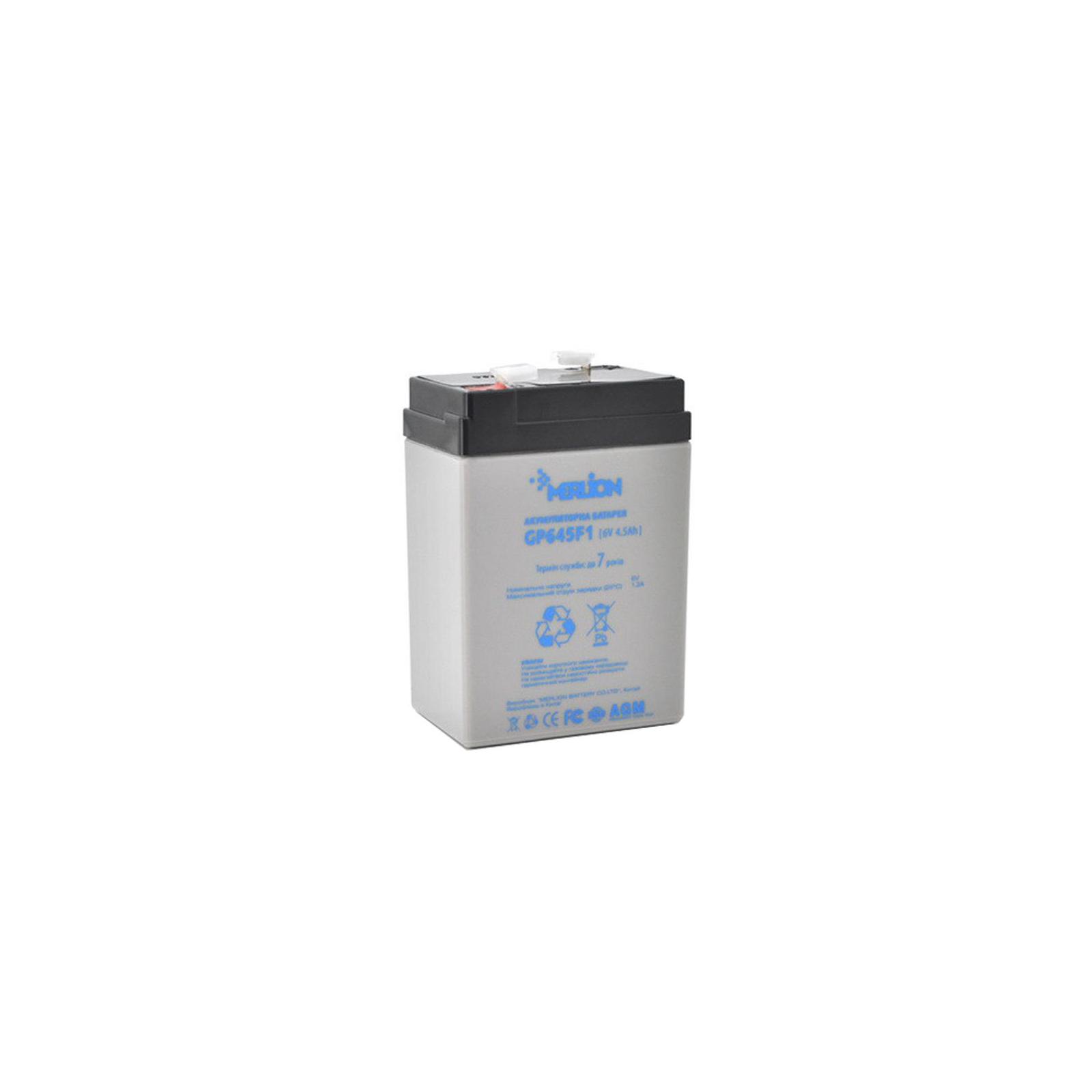 Батарея к ИБП Merlion 6V-4.5Ah (GP645F1)