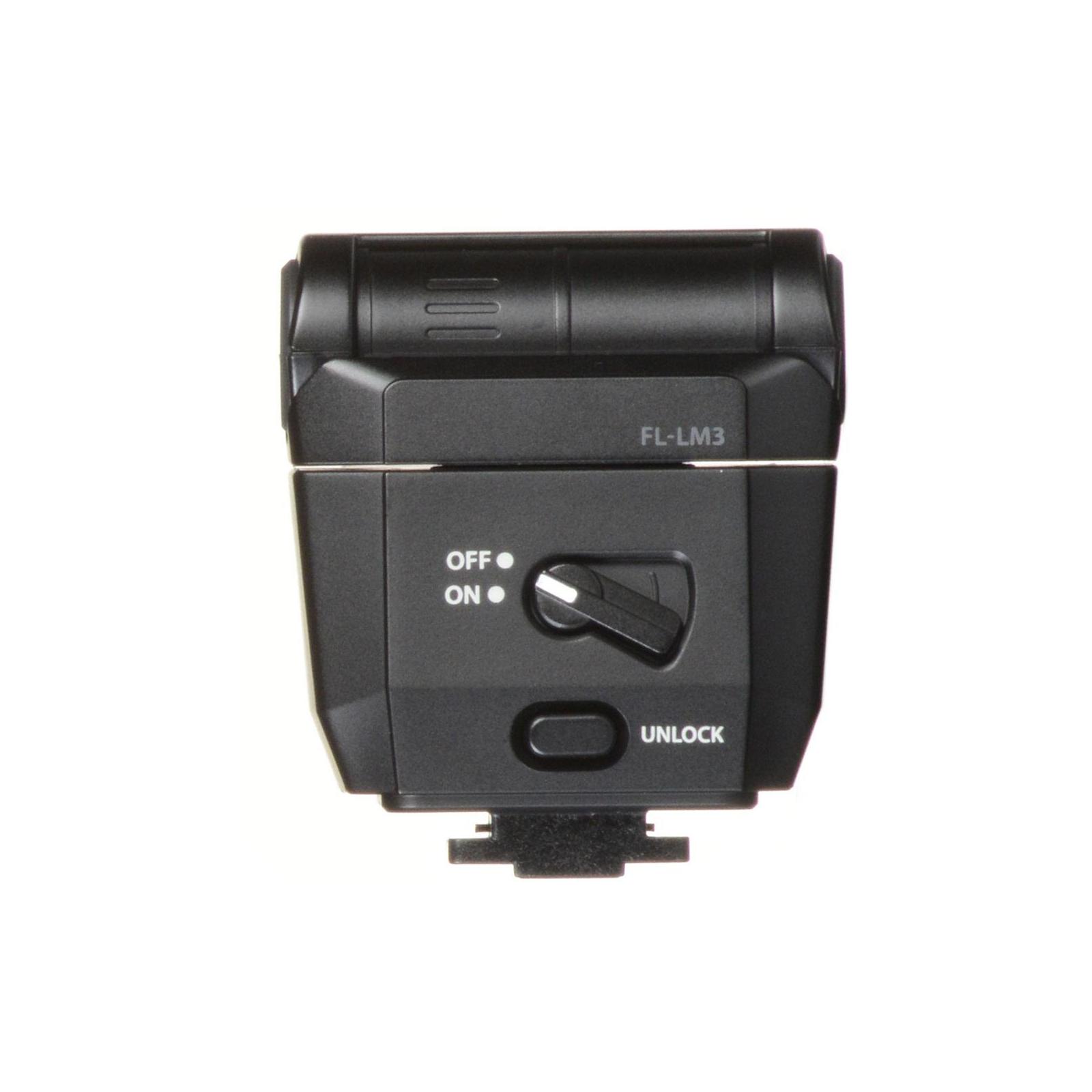 Вспышка Olympus FL-LM3 (V326150BW000) изображение 3