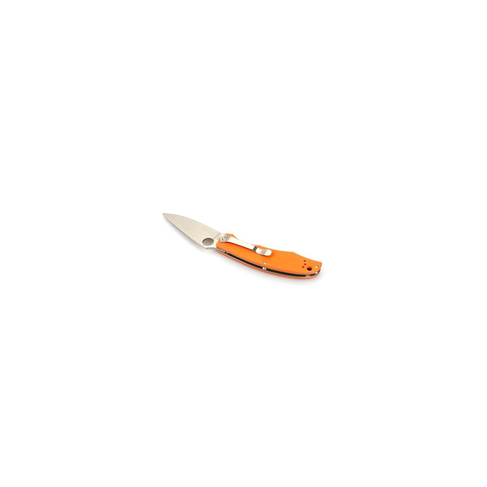 Нож Ganzo G732-OR оранжевый (G732-OR) изображение 4