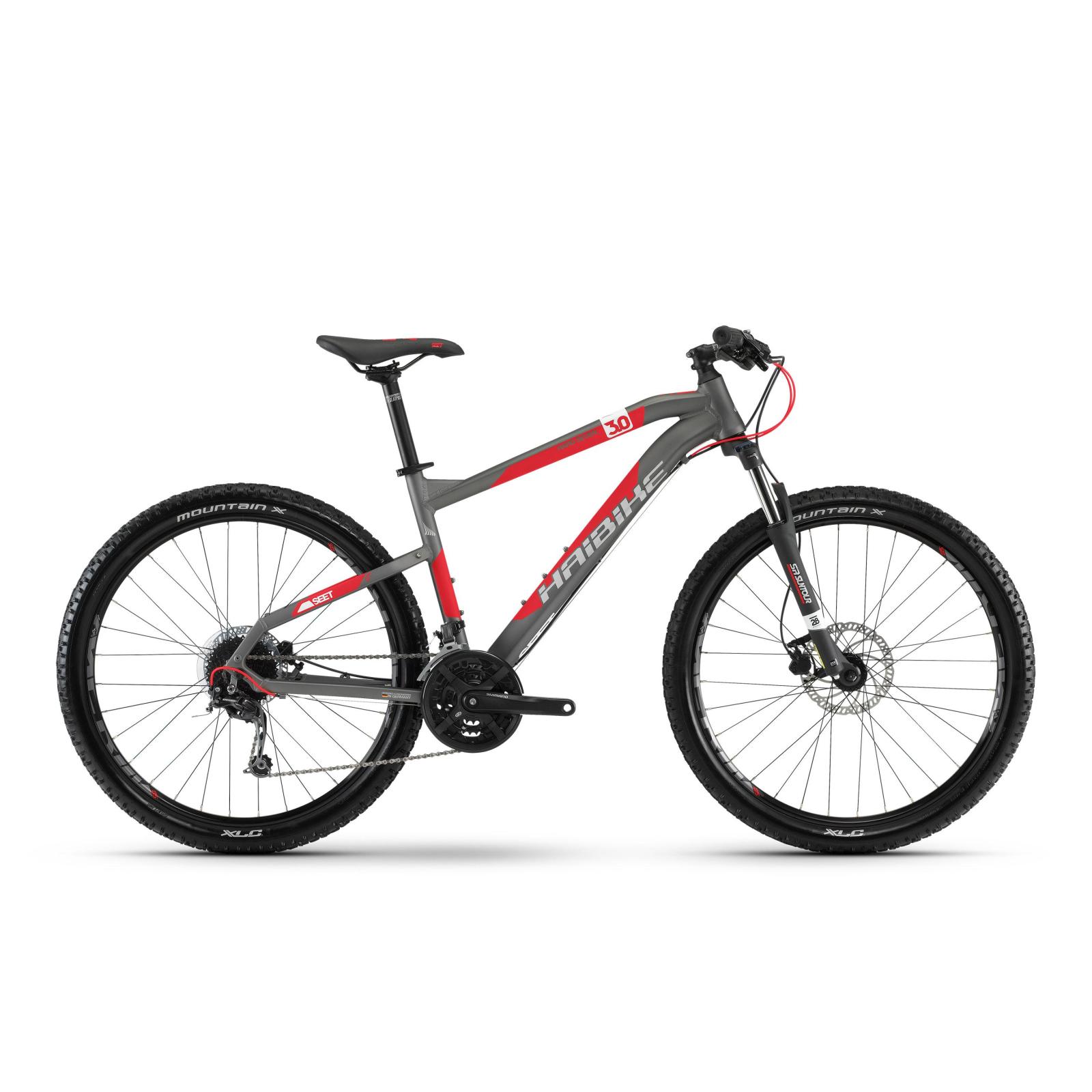 """Велосипед Haibike SEET HardSeven 3.0 27,5"""", рама 45см, 2018 (4100062845)"""