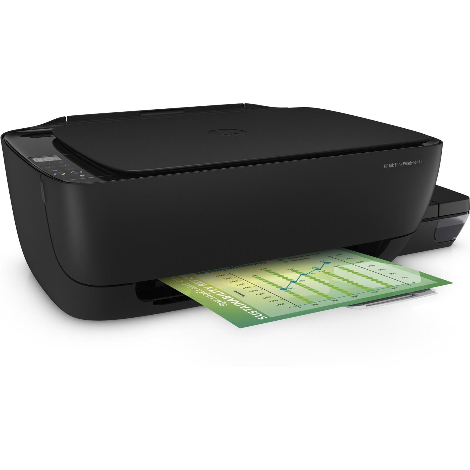Многофункциональное устройство HP Ink Tank 415 c Wi-Fi (Z4B53A) изображение 3