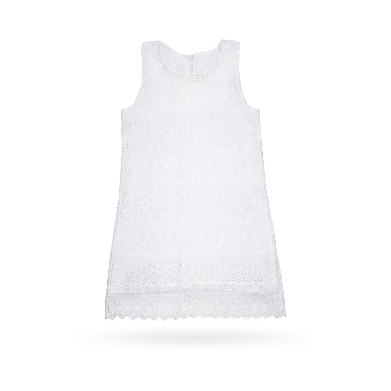 Платье Breeze из кружев (8859-128G-cream)