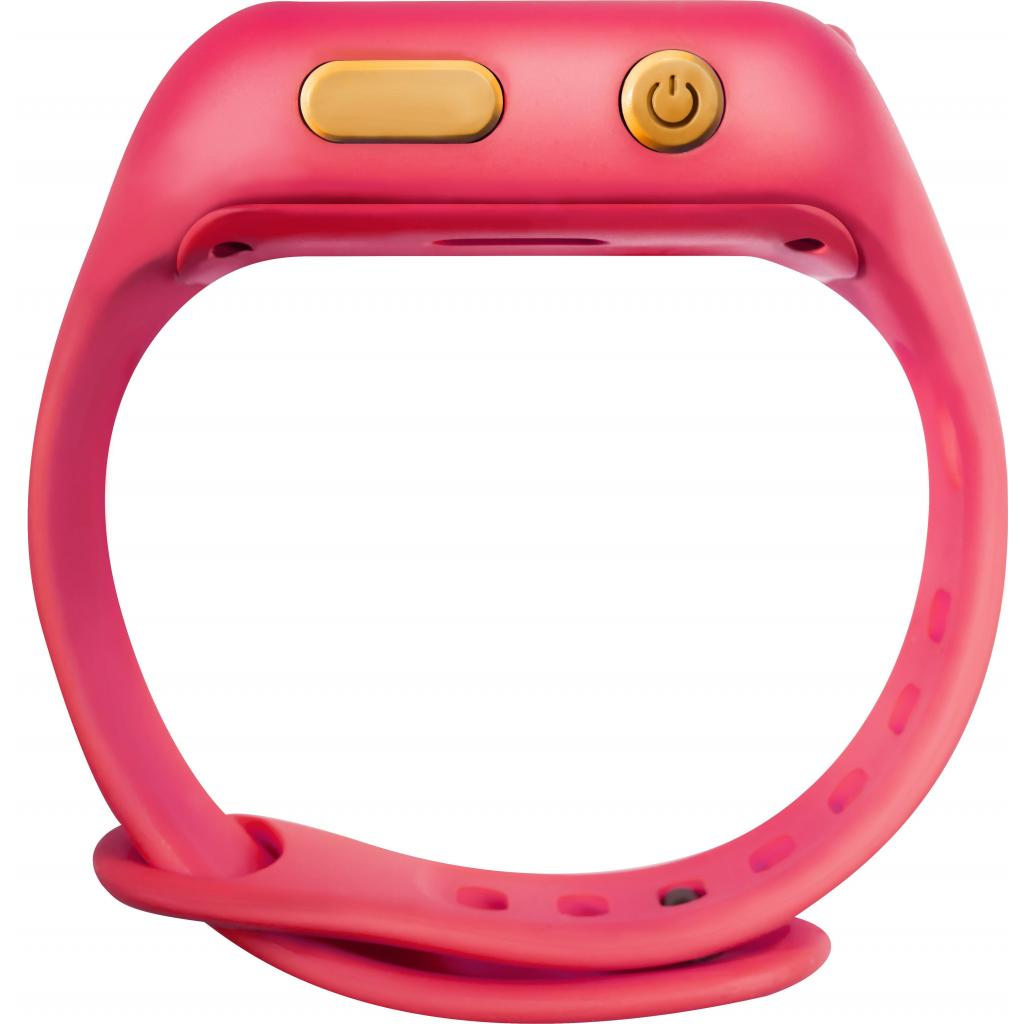 Смарт-часы Doki Watch S Dazzle Pink с GPS (DOKIWATCH-2101-DP) изображение 3