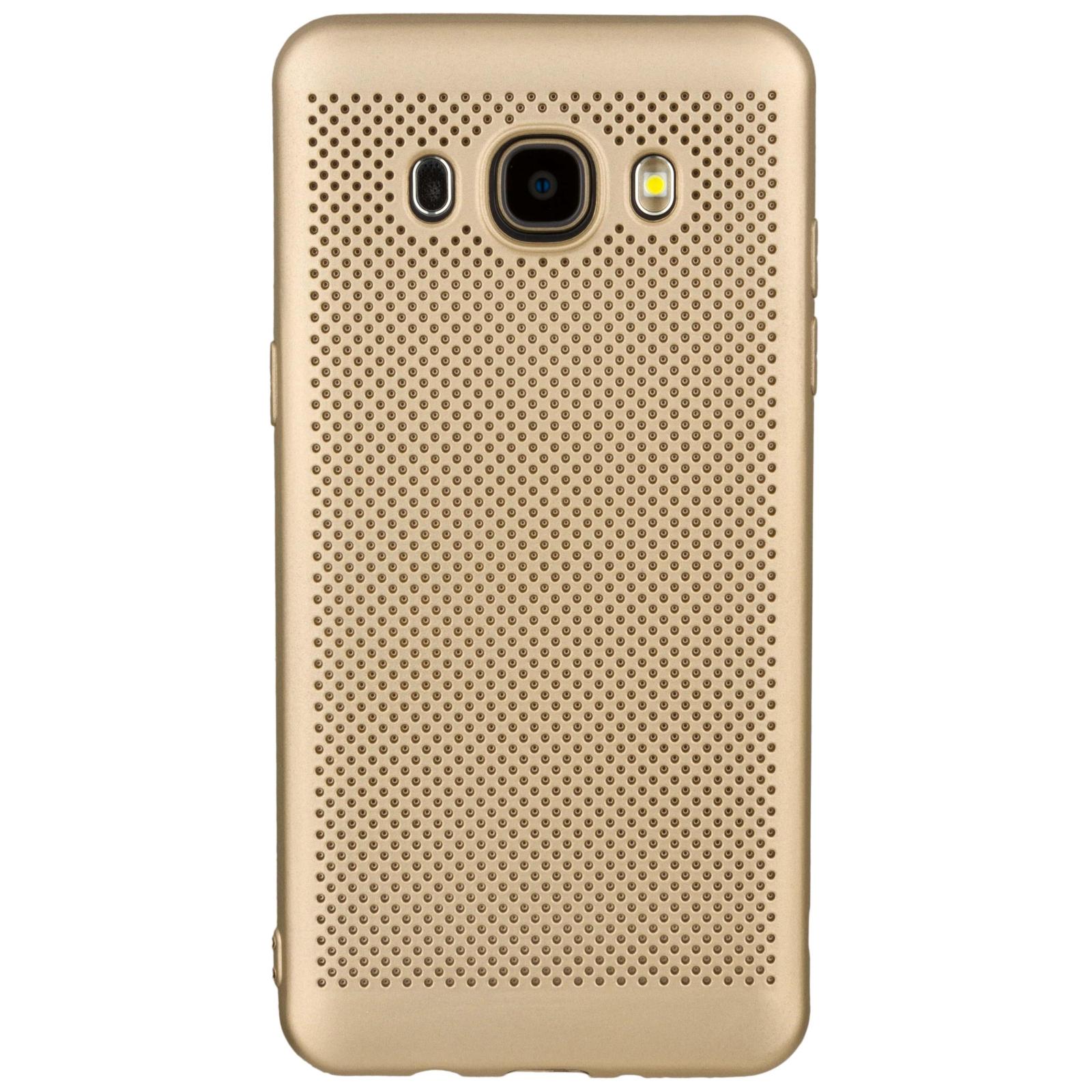 Чехол для моб. телефона MakeFuture Moon Case (TPU) для Samsung J5 2016 (J510) Gold (MCM-SJ510GD)