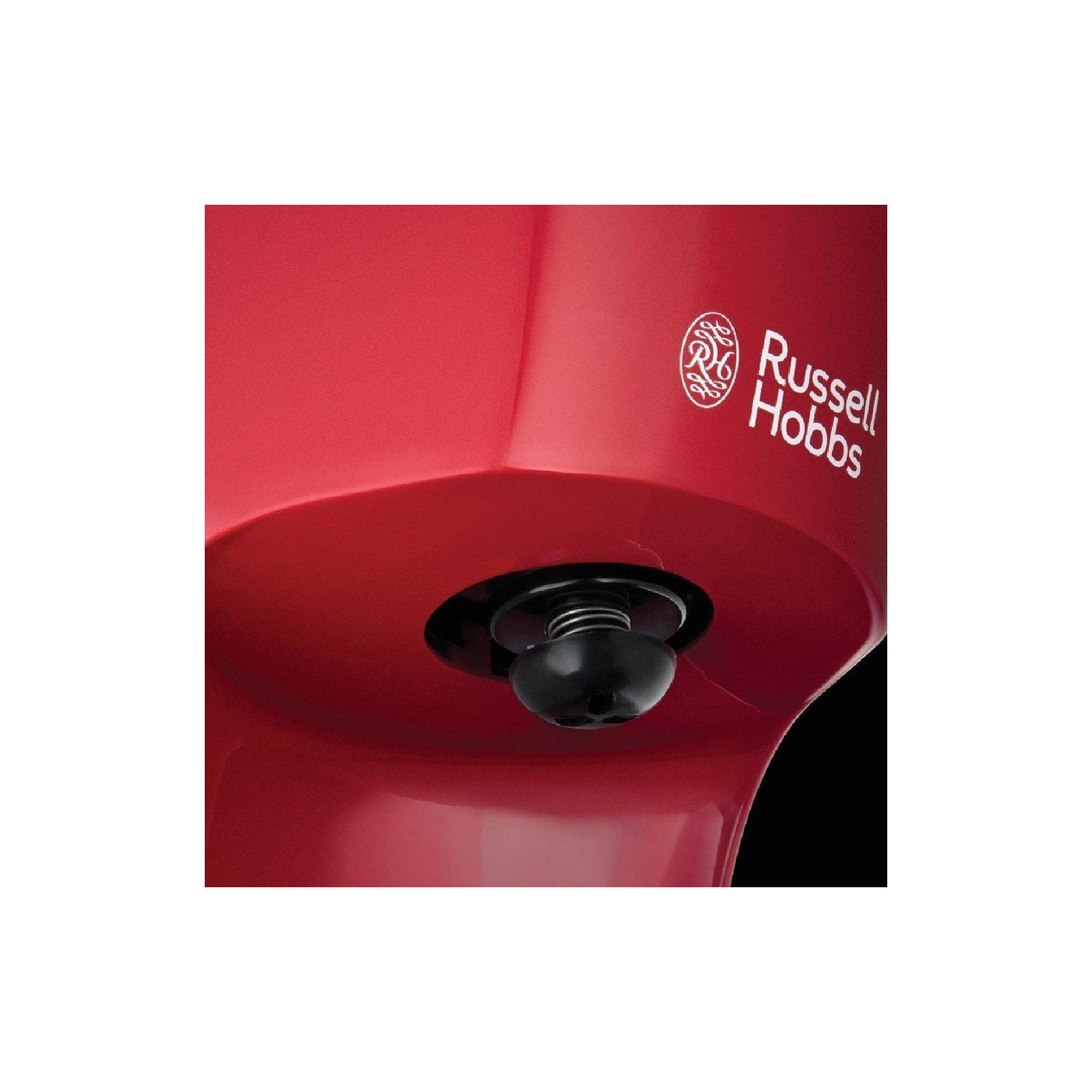 Кофеварка Russell Hobbs Textures Red (22611-56) изображение 4